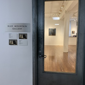 """Woodland"" at Blue Mountain Gallery, NYC"